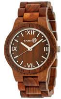 Earth Wood Bighorn Red Bracelet Watch ETHEW3503