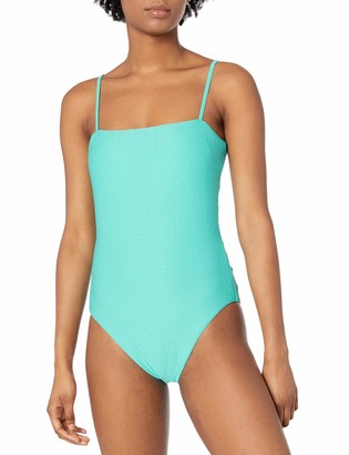 Seafolly Women's Tube Maillot One Piece Swimsuit
