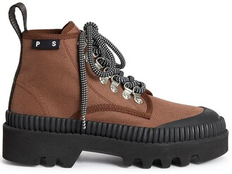 Proenza Schouler Lug sole ankle boots