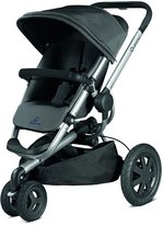 Quinny Buzz Xtra Single Stroller in Rocking Black
