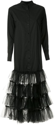 Andrea Bogosian Midi Shirt Dress
