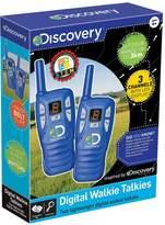 Discovery Channel FM Walkie Talkie