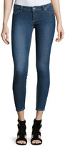 Cheap Monday Spray-On Low-Rise Skinny Jeans, Mid Blue