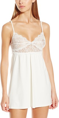 Only Hearts Women's So Fine with Lace Babydoll