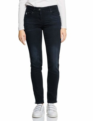 Cecil Women's 372627 Charlize Slim Jeans