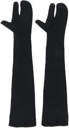 MM6 MAISON MARGIELA long gloves