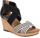 Sofft Cary Wedge Sandals