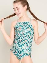Old Navy Printed Tankini Swim Set for Girls
