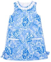 Lilly Pulitzer Little Girl's & Girl's Lilly Classic Shift Dress