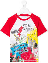 Little Marc Jacobs Punk Rock T-shirt