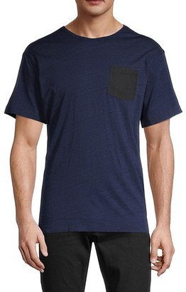 John Varvatos Short-Sleeve Cotton Tee
