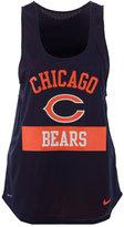 Nike Women's Chicago Bears Mesh Tank