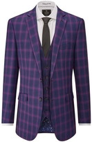 Skopes Arlo Check Suit Jacket