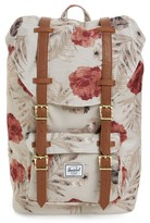 Herschel Little America - Mid Volume Backpack - Beige