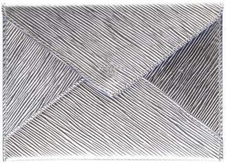 Louis Vuitton Silver Leather Wallets