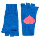 Flowers by Zoe Heart Knit Gloves