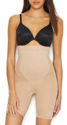 Bali Womens Firm Control High-Waist Glide Thigh Slimmer Style-DF0053