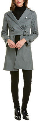 BCBGMAXAZRIA Trench Jacket