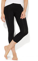 New York & Co. Lounge - Crop Yoga Legging - Solid