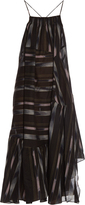 Rachel Comey Mosaic ikat-print cotton-voile dress