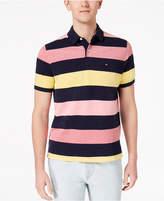 Tommy Hilfiger Men's Kelson Stripe Polo