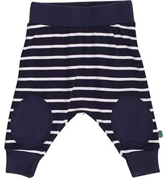 Green Cotton Fred's World by Baby Stripe Funky Pants Trousers