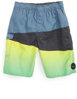 Rip Curl Boy's Wedge Board Shorts