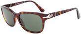 Persol Havana & Gray Polarized Sunglasses