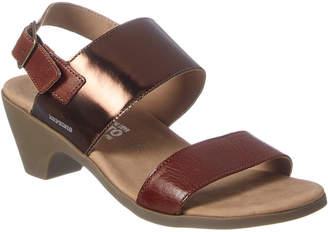 Mephisto Coria Leather Sandal