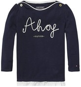 Tommy Hilfiger Final Sale- Th Kids Ahoy Sailor Shirt