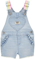 Osh Kosh Oshkosh Bgosh Baby Girl Heart Pocket Shortalls