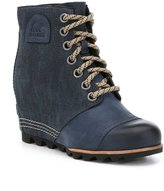 Sorel Women s PDX Wedge Waterproof Lace Up Booties