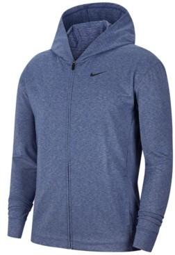 Nike Men's Dri-fit Yoga Hoodie
