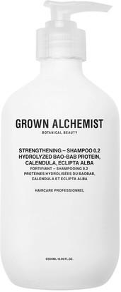 GROWN ALCHEMIST 500ml Strengthening Shampoo