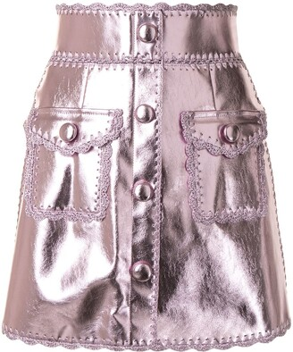 Alice McCall Cool Cat mini skirt