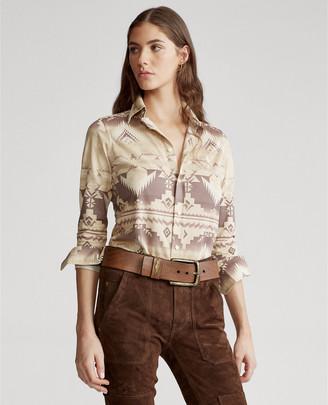 Ralph Lauren Southwestern Oxford Shirt