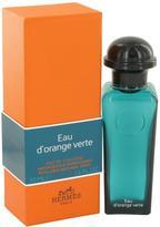 Hermes Eau D'Orange Verte Eau De Cologne Refillable Spray (1.7 oz/50 ml)