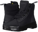 Dr. Martens Combs Tract (Black/Black Ajax/Extra Tough Nylon) Women's Shoes