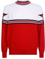 Givenchy Star Knit Sweater