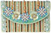 Kaleidoscope Embellished Clutch Bag