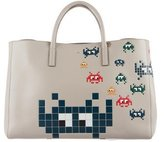 Anya Hindmarch Space Invasion Maxi Featherweight Ebury Tote w/ Tags