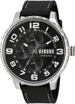 Versus By Versace Men's SBA120015 Globe Analog Display Quartz Watch