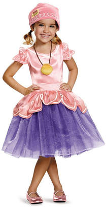 BuySeasons Captain Jake and The Neverland Pirates Izzy Tutu Deluxe Toddler Little and Big Girls Costume