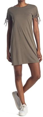 Michael Stars Zoie Short Sleeve Knit Dress