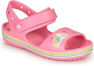 Crocs CROCBAND IMAGINATION SANDAL girls's Sandals in Pink