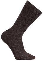 Smartwool Men's Heavy Heathered Rib Sock