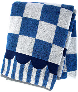 Mackenzie Childs Royal Check Bath Towel