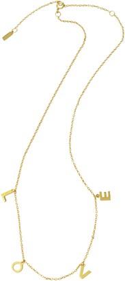 ADORNIA Love Shaker Necklace