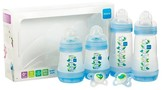 Mam Baby 0+ Months Bottles and Pacifiers Gift Set 6-pc