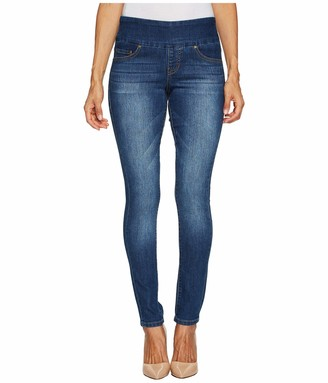 Jag Jeans Women's Petite Nora Skinny Pull on Jean
